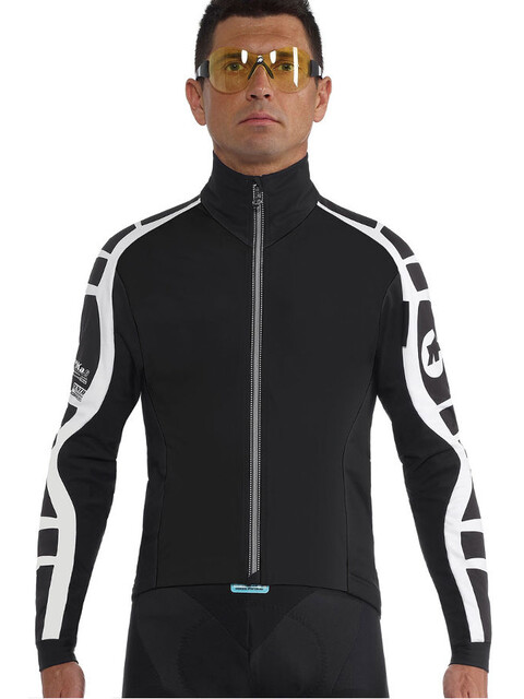 assos iJ.bonka.6 Cento Jacket Men Black Volkanga